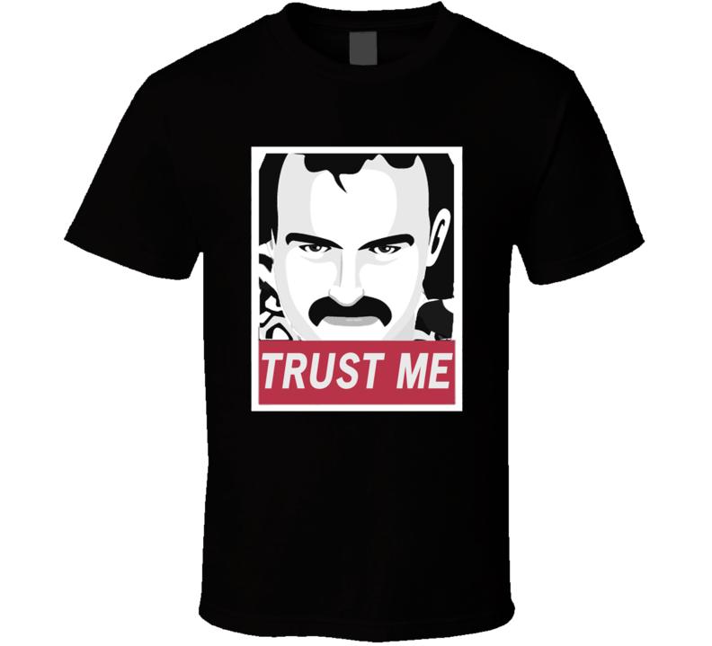 Tribute Classic Wrestling 80s Retro T Shirt