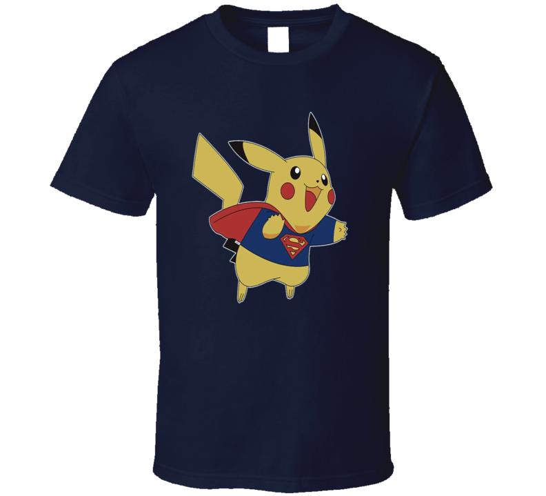 Anime Cartoon Classic Hero Mashup T Shirt