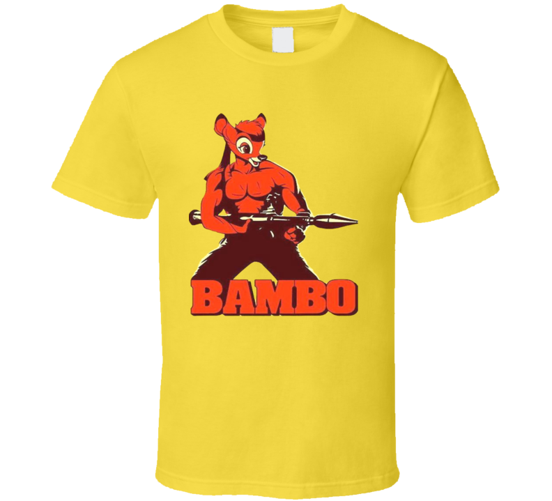 Movie Cartoon Classic Mashup Crossover T Shirt