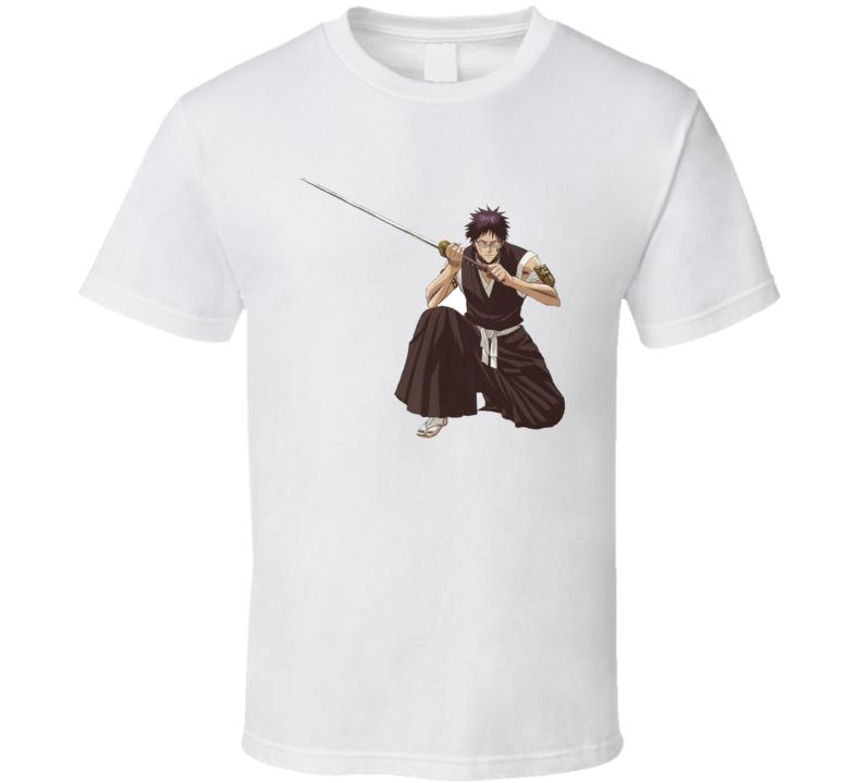 Anime bleach Hisagi Shuuhei Soul Reaper T Shirt