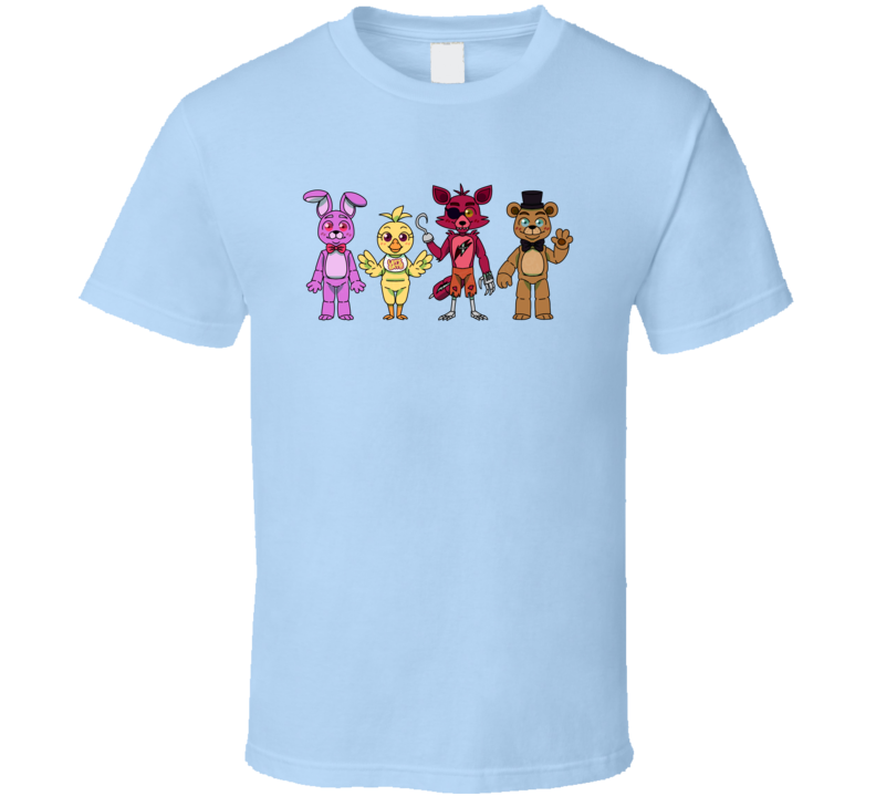 Five Nights at Freddy's Game T Shirt