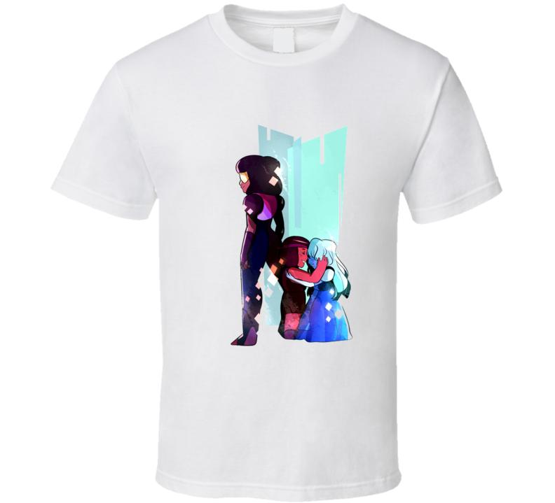 Steven Universe - Garnet & Ruby T-Shirt