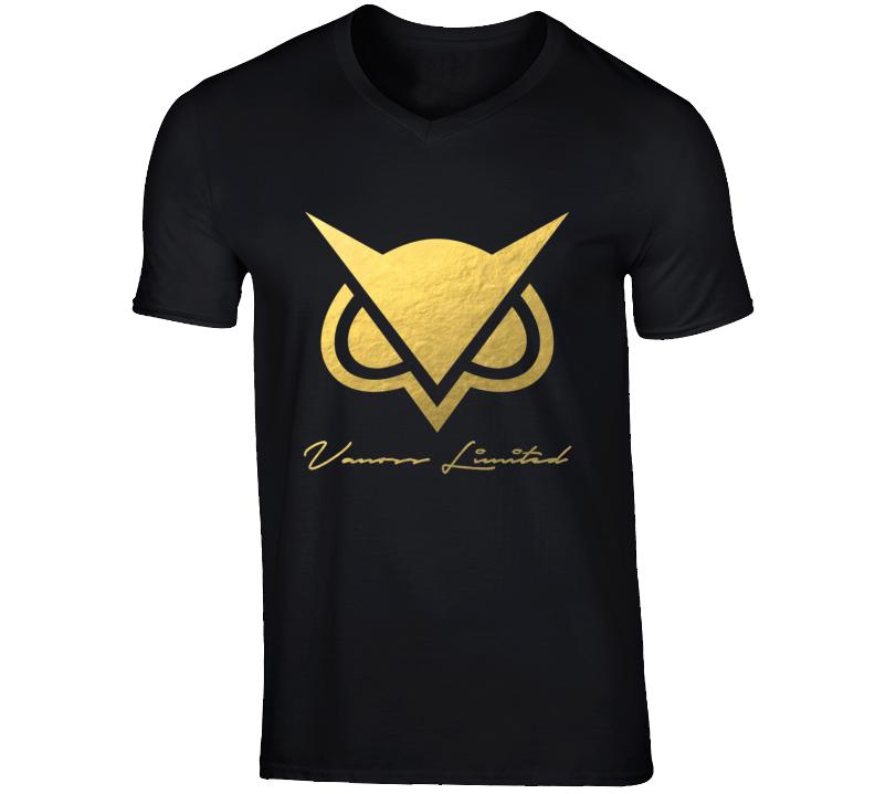 Vanoss limited owl Gaming animated t shirt