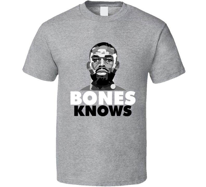 Jon Bones Jones T Shirt