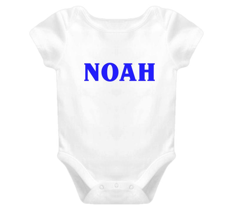 Noah Onsie Personalized Onsie T Shirt Onsie