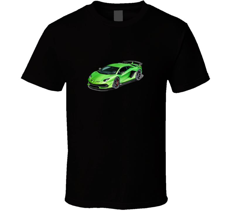 Lamborghini T Shirt