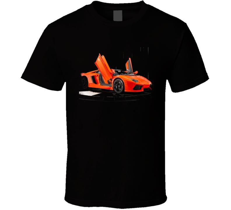Lamborghini Aventador 2014 T Shirt