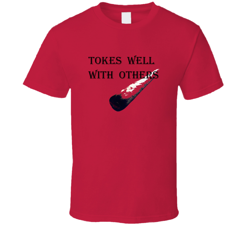 Tokes Well With Others 2 T Shirt