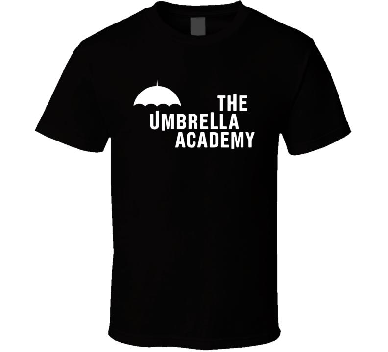The Umbrella Academy Superhero Tv Series T Shirt