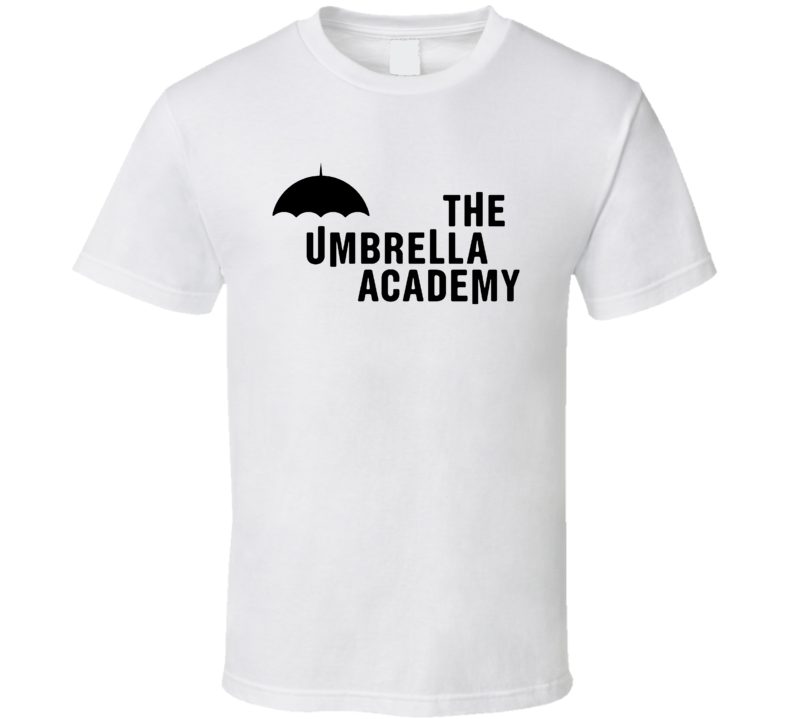 The Umbrella Academy Superhero Tv Show T Shirt