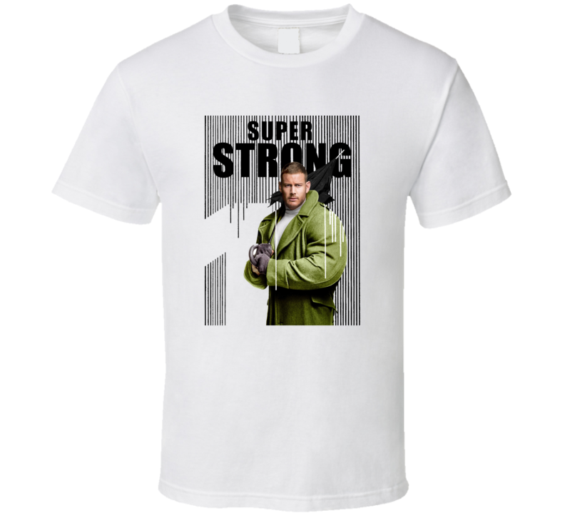Luther Hargreeves Spaceboy The Umbrella Academy Superhero Tv Show T Shirt