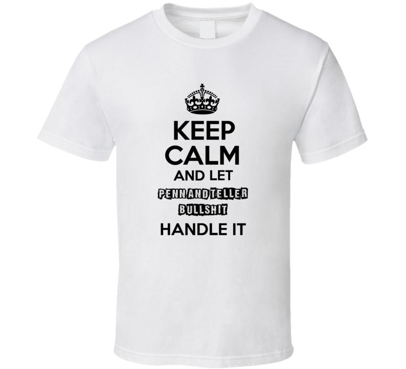 Penn And Teller T Shirt