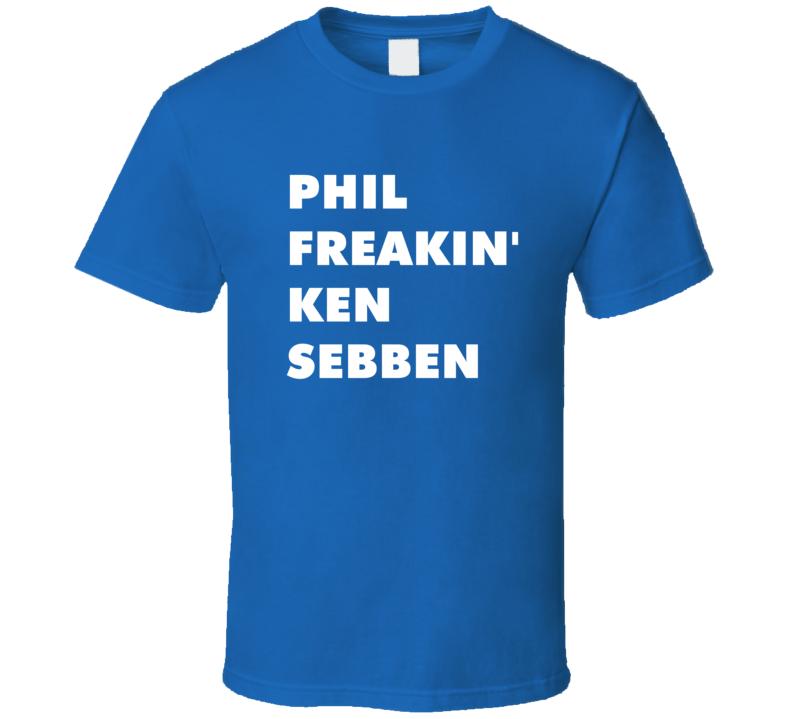 Phil Freakin' Ken Sebben Harvey Birdman, Attorney At Law T Shirt