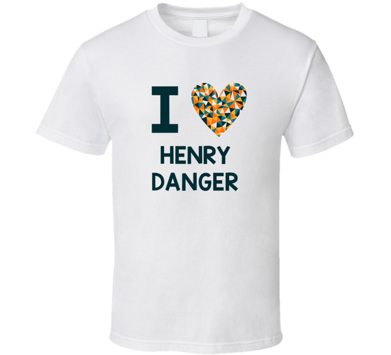 I Love Henry Danger Favorite TV Show T Shirt