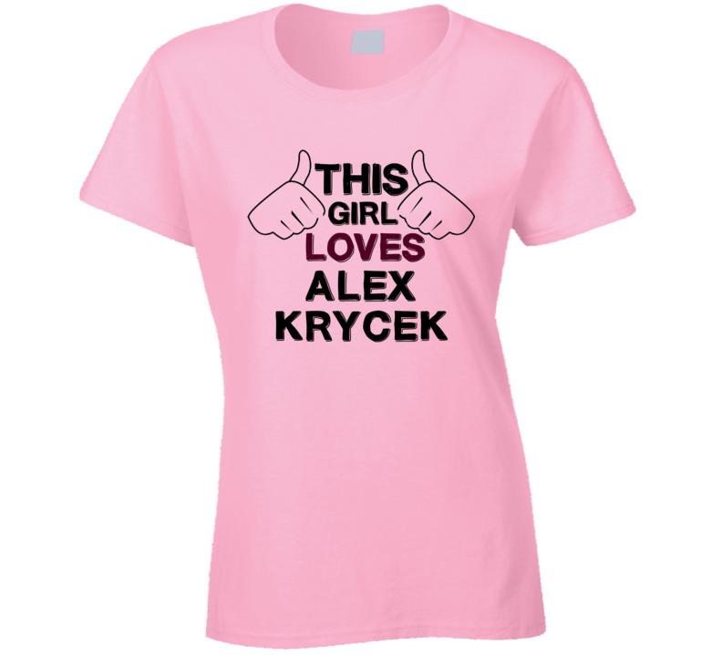 This Girl Alex Krycek The X-Files T Shirt