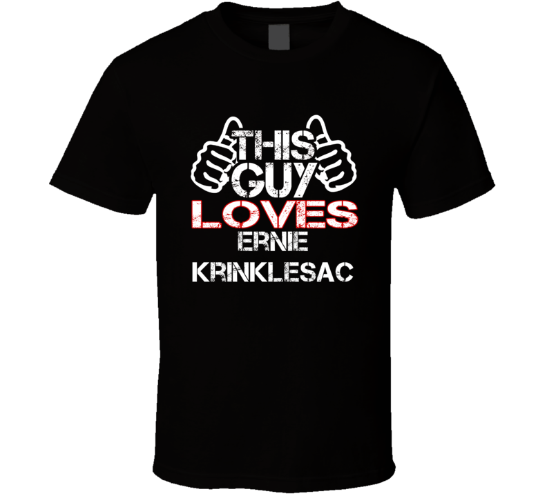 This Guy Ernie Krinklesac The Cleveland Show T Shirt