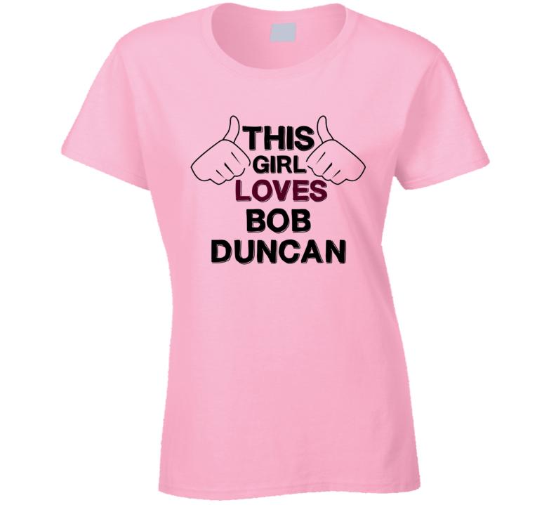 This Girl Bob Duncan Good Luck Charlie T Shirt