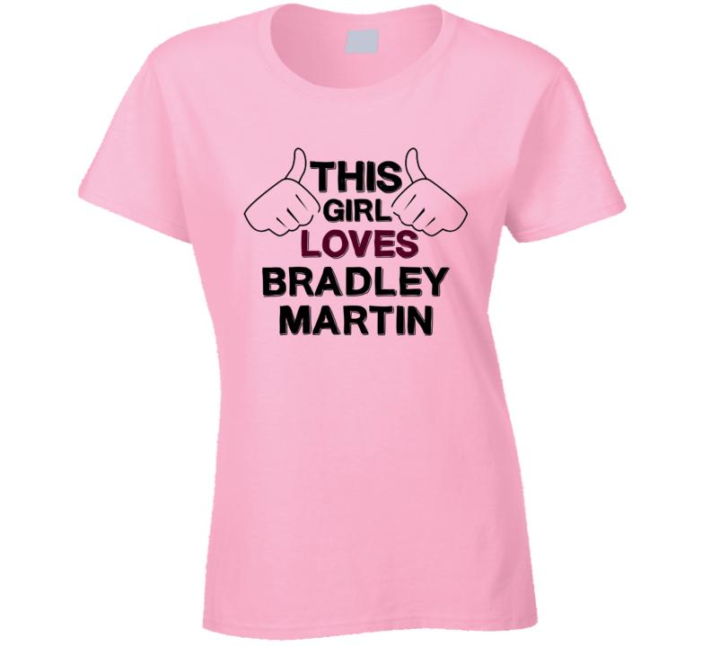 This Girl Bradley Martin Bates Motel T Shirt
