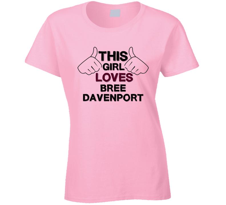This Girl Bree Davenport Lab Rats T Shirt