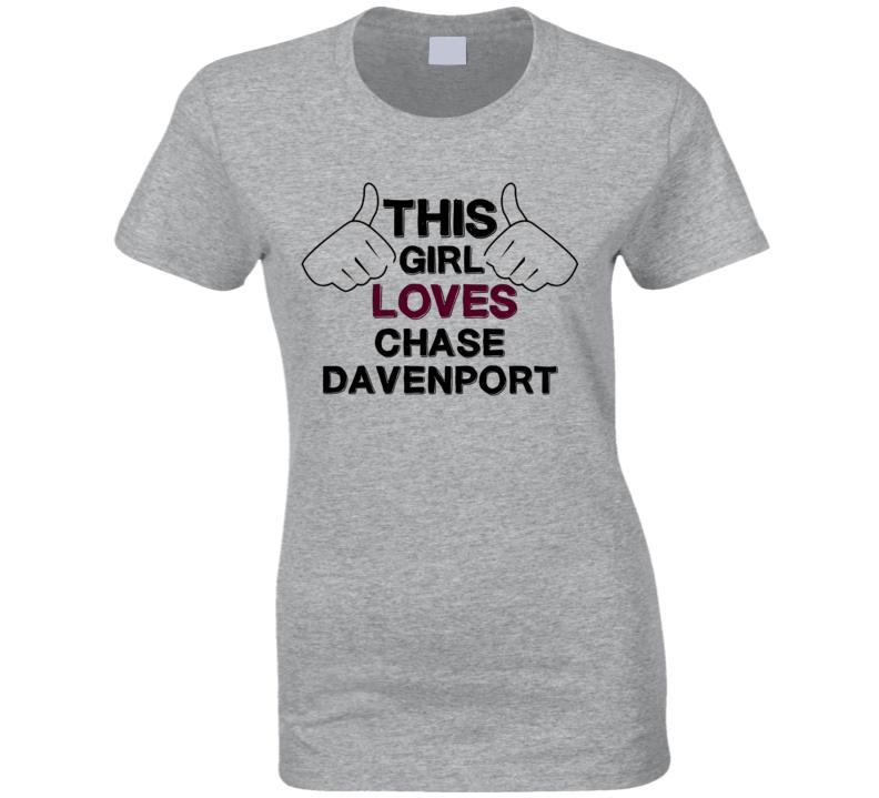 This Girl Chase Davenport Lab Rats T Shirt