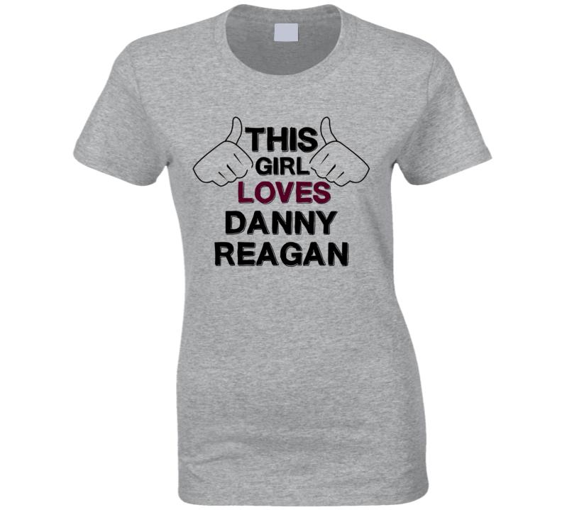 This Girl Danny Reagan Blue Bloods T Shirt