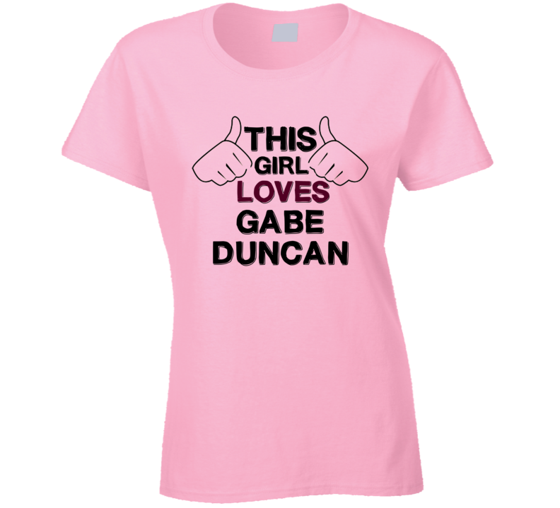This Girl Gabe Duncan Good Luck Charlie T Shirt