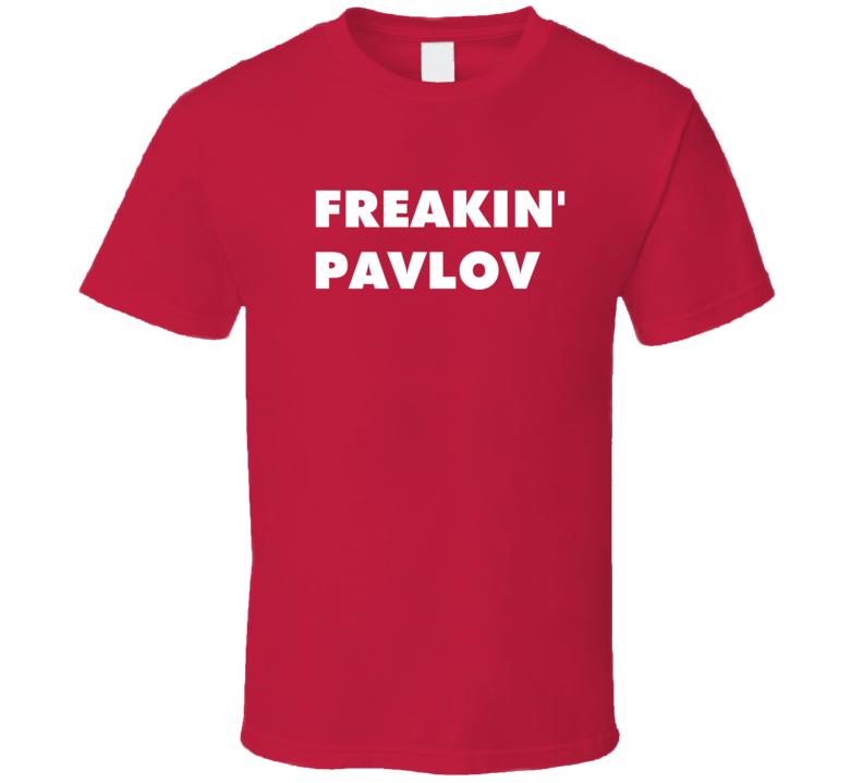 Freakin' Pavlov Xavier Renegade Angel Tv Character T Shirt