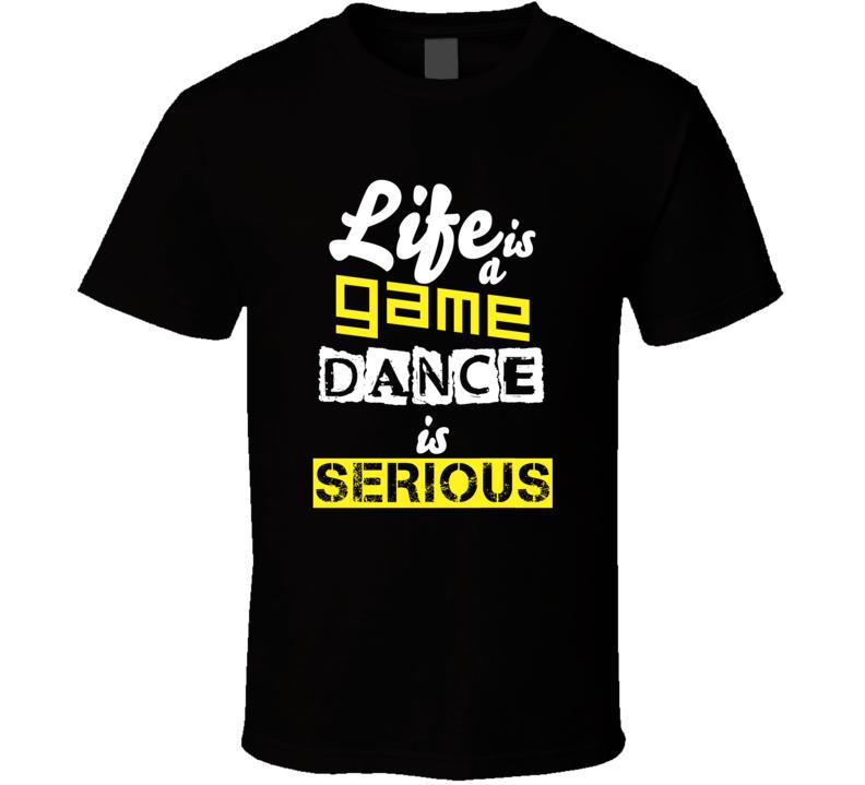Dance-a-Lot Robot Rowan Blanchard Caitlin TV Show Serious Funny T Shirt