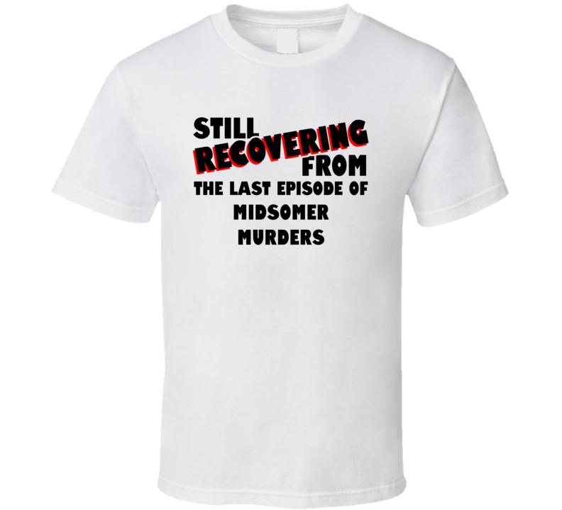 Midsomer murders t shirt