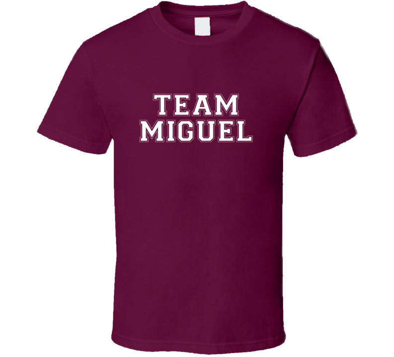 Team Miguel TV Show Squidbillies T Shirt