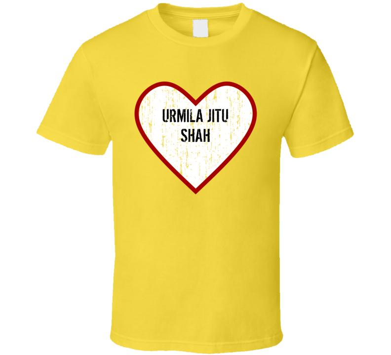 Urmila Jitu Shah Saath Nibhaana Saathiya Love TV Character T Shirt