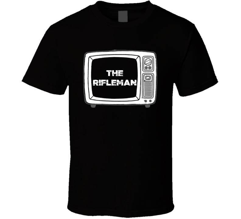 The Rifleman TV Show T Shirt