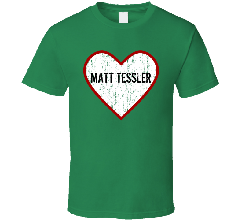 Matt Tessler Curb Your Enthusiasm Love TV Character T Shirt