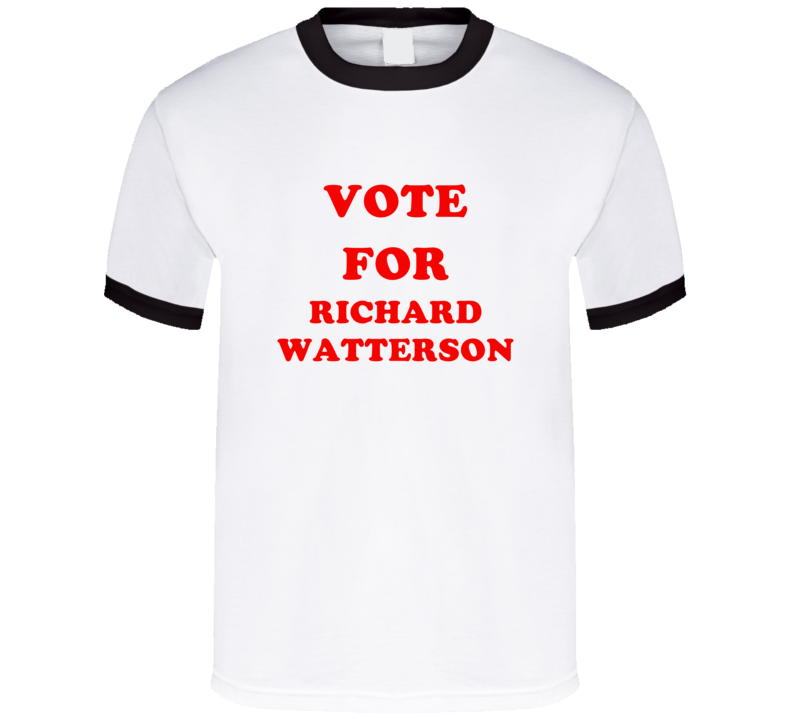 Vote For Richard Watterson Tv Show The Amazing World of Gumball T Shirt