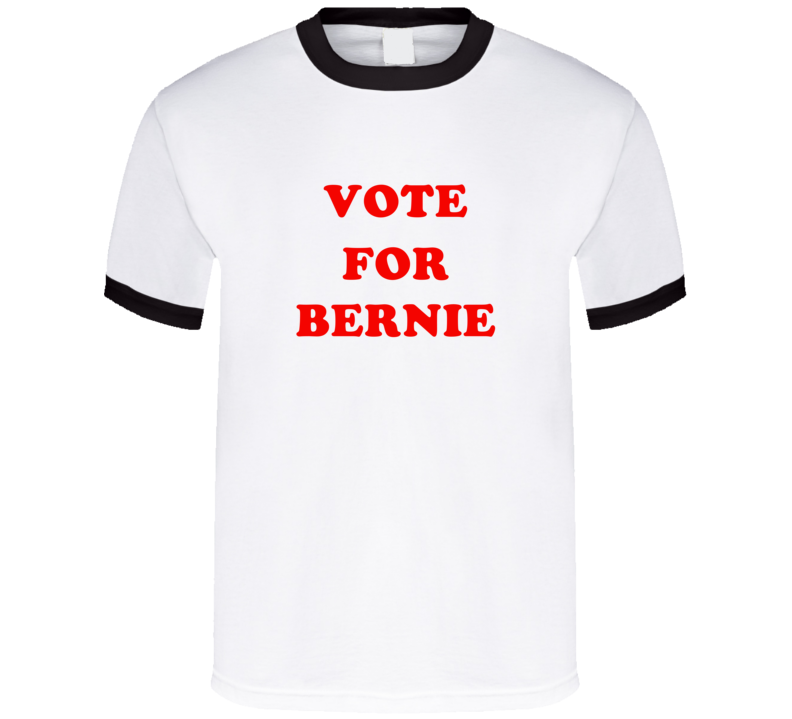 Vote For Bernie Tv Show The Days and Nights of Molly Dodd T Shirt