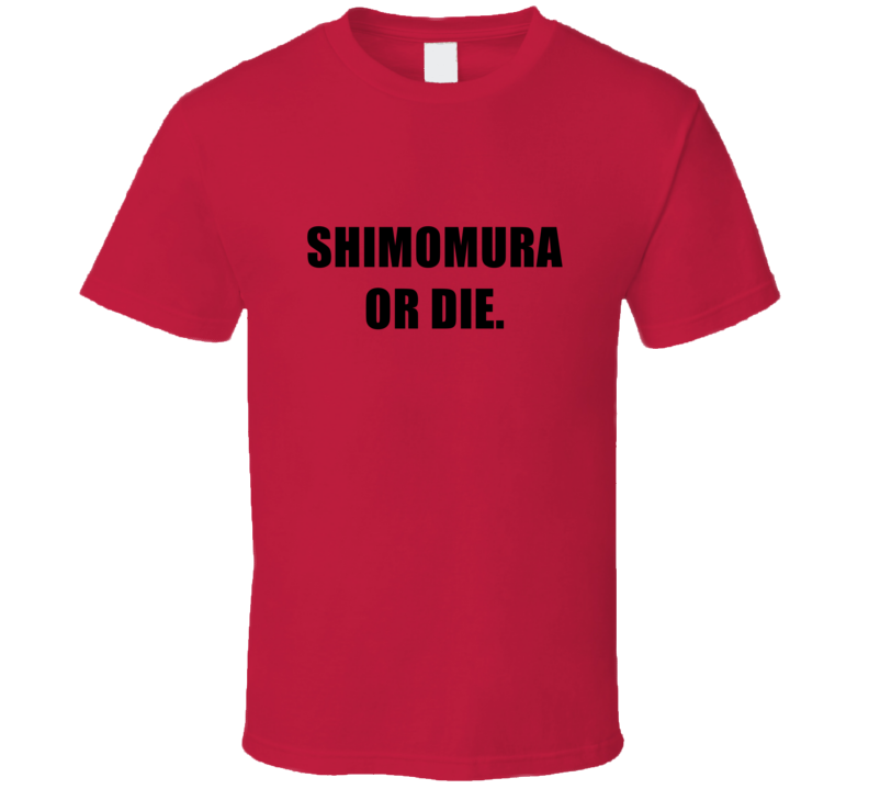 Shimomura Or Die Tv Show Is This a Zombie? T Shirt