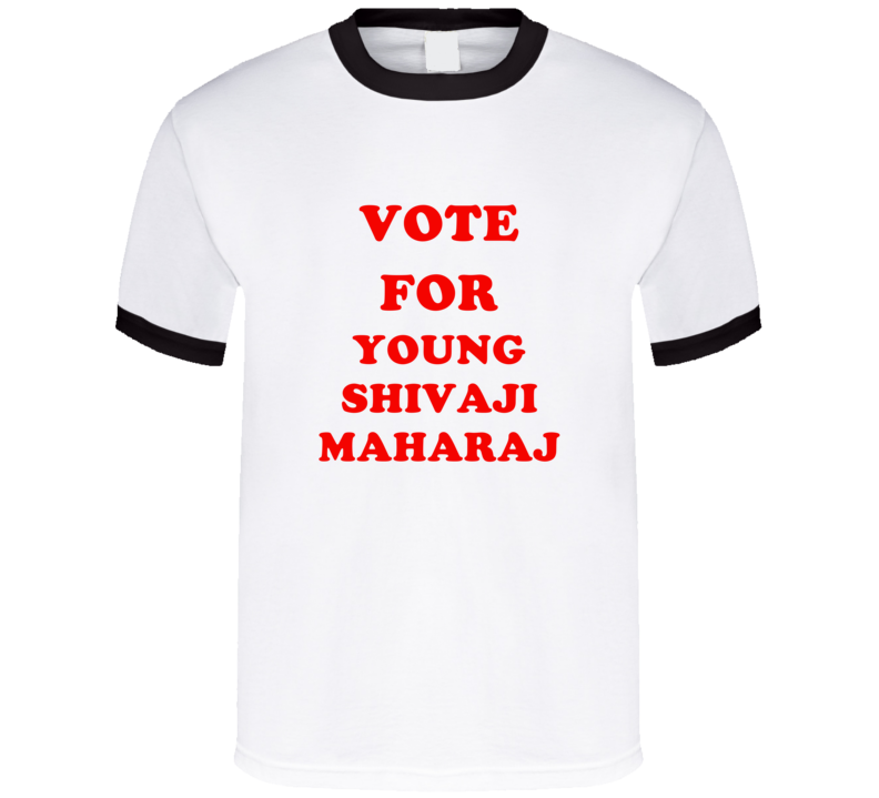 Vote For Young Shivaji Maharaj Tv Show Veer Shivaji T Shirt