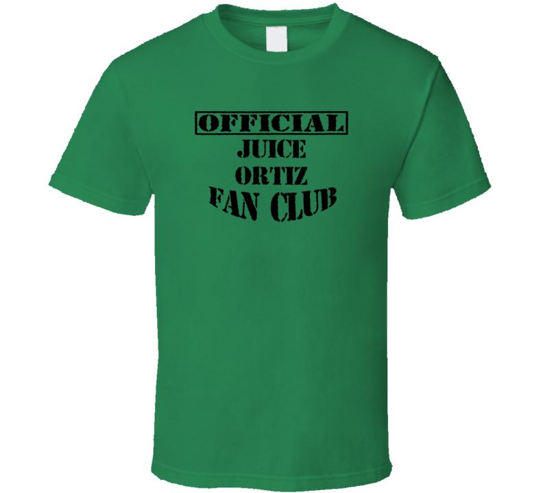 Juice Ortiz Sons of Anarchy TV Fan Club T Shirt