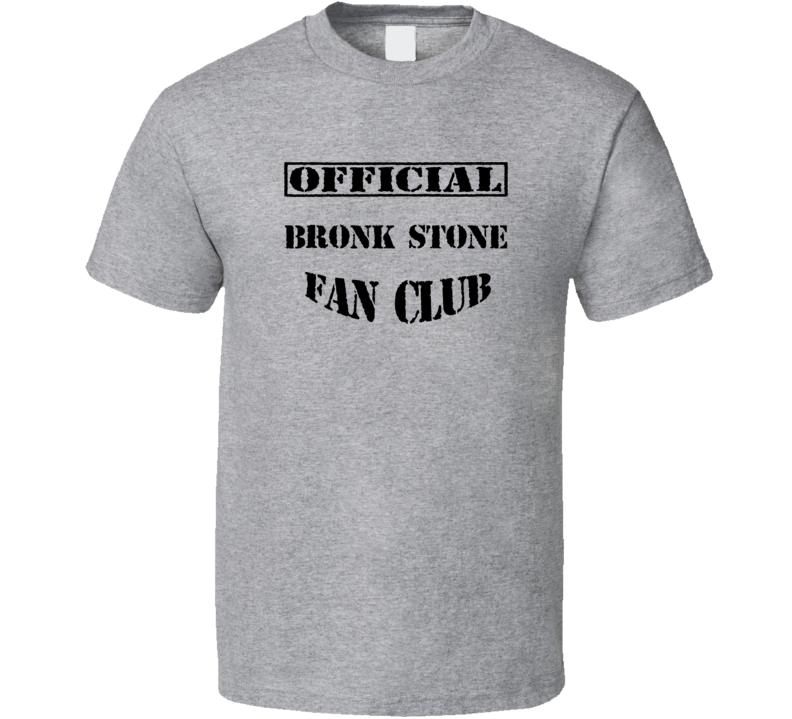 Bronk Stone Yu Gi Oh Zexal TV Fan Club T Shirt