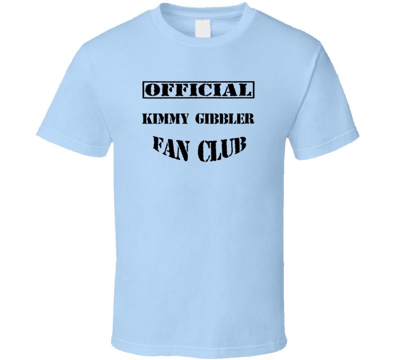 Kimmy Gibbler Full House TV Fan Club T Shirt