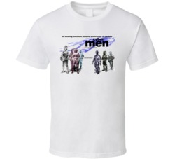 Doctor Who Cybermen Reservoir Dogs Parody T Shirt