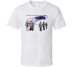 Doctor Who Cybermen Reservoir Dogs Parody T Shirt