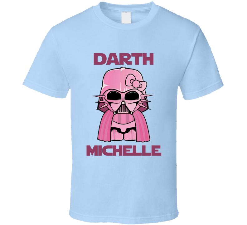 Darth Michelle T Shirt
