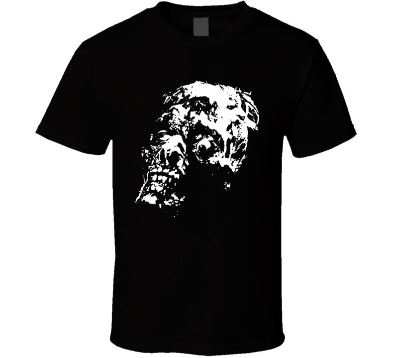 Incredible Melting Man Cult Horror Movie Film T Shirt