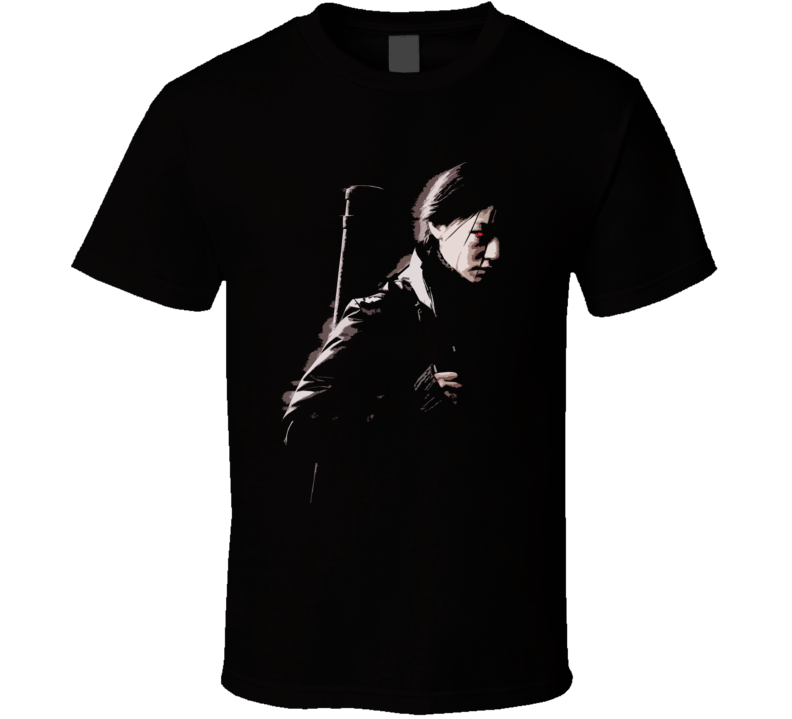 Blood The Last Vampire Anime Movie T Shirt