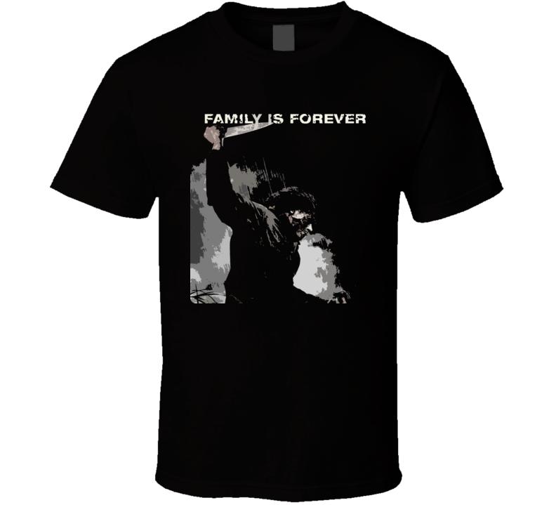Halloween 2 Horror Movie Michael Myers Family is Forever T Shirt