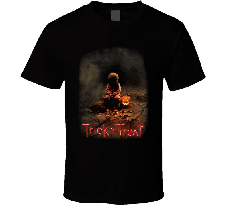 Trick R Treat Horror Cult Movie Halloween T Shirt