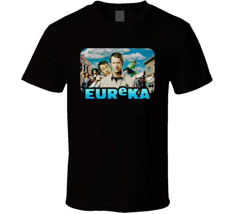 Eureka Cult Tv Show T Shirt