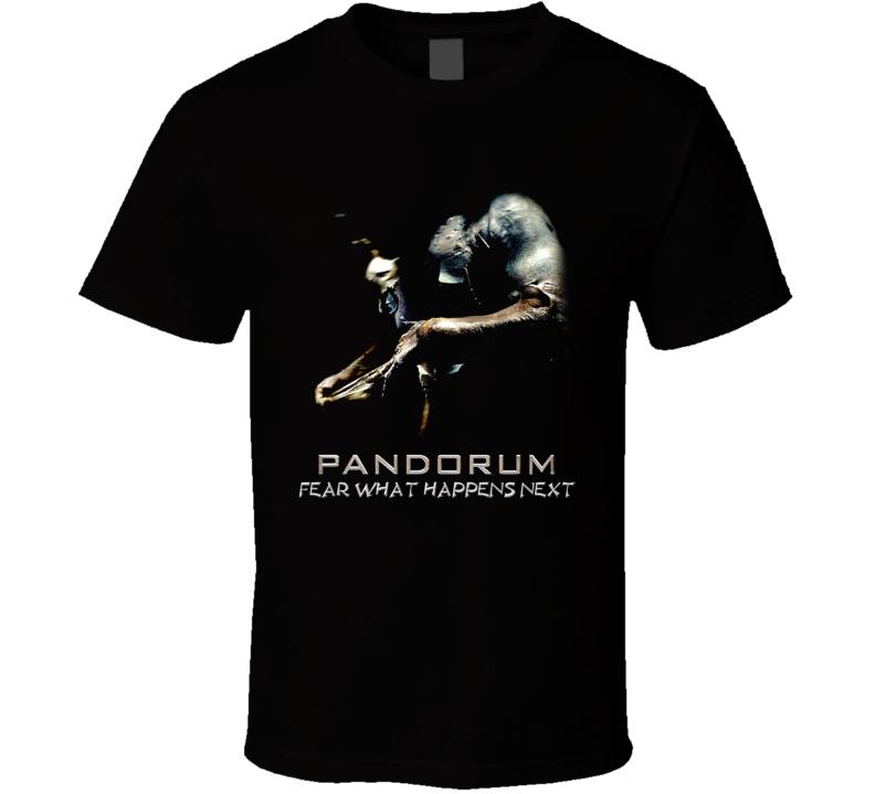 Pandorum Horror Cult Movie T Shirt