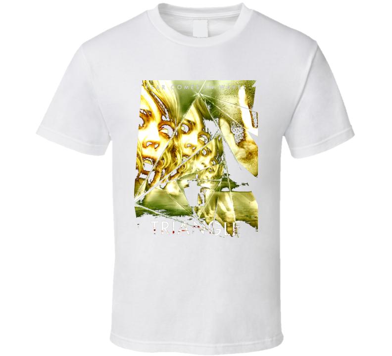 Triangle Horror Movie T Shirt